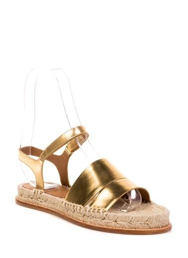 Emporio Armani Sandalet Renkli